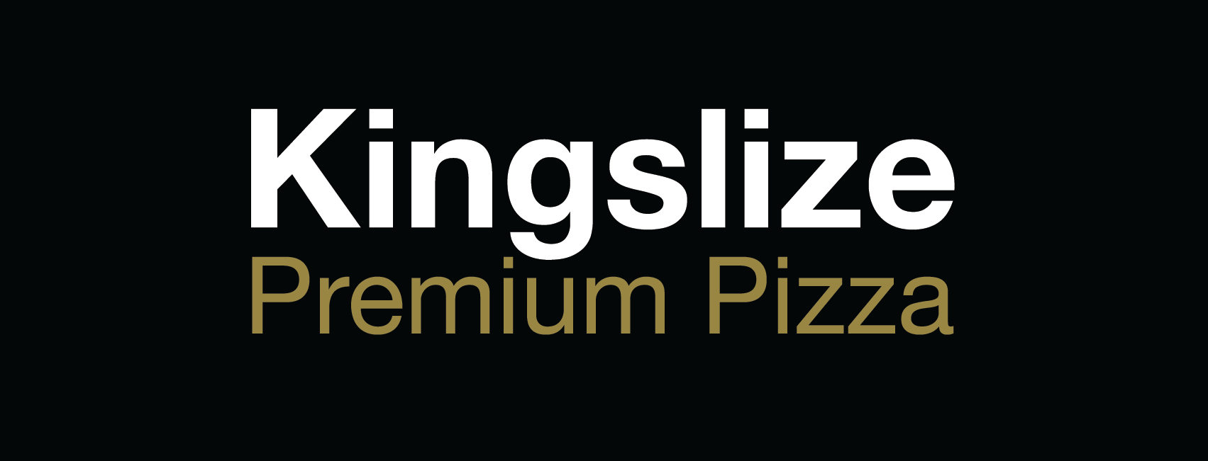 Kingslize pizza